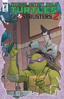 Teenage Mutant Ninja Turtles - Ghostbusters 2 #2